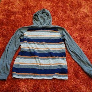 Wrangler boys XL 14-16 shirt  stripped